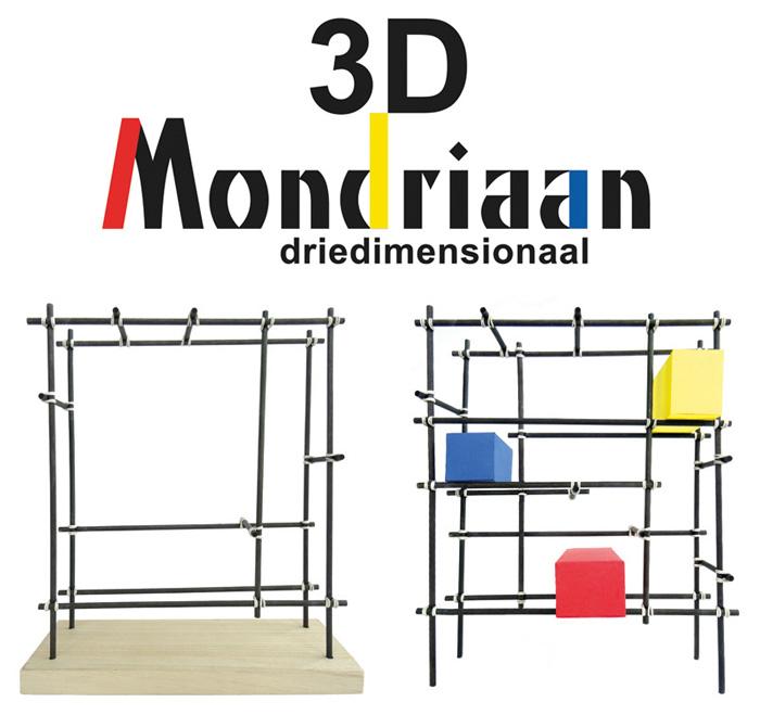 Mondriaan-3D